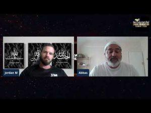 Abbas & Jordan M - Short chat about tomorrows stream