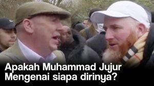 Apakah Muhammad Jujur Mengenai Siapa Dirinya?