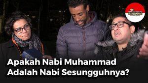 Apakah Nabi Muhammad Adalah Nabi Sesungguhnya?