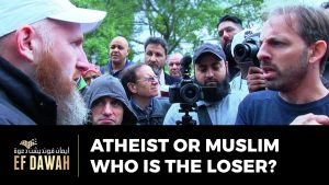 Atheist Or Muslim Who Is The Loser?