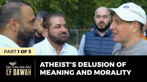 Atheist's Delusion Of Meaning And Morality | Pt 1 of 3