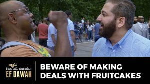 Beware Of Making Deals With Fruitcakes