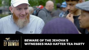 Beware Of The JW's Mad Hatter Tea Party