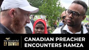 Canadian Preacher Encounters Hamza