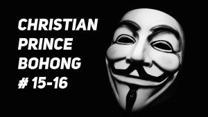 Christian Prince Berbohong Kepada Muslim Yang Memiliki Keragu-raguan.