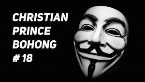 Christian Prince Berbohong Mengenai Berhala Bernama Ahad
