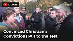 Convinced Christian's Convictions Put To The Test