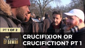 Crucifixion or Crucifiction? || Part 1