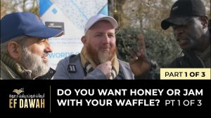 Do You Want Honey Or Jam With Your Waffle? | Pt 1 of 3