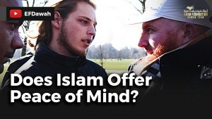 Does Islam Offer Peace Of Mind?