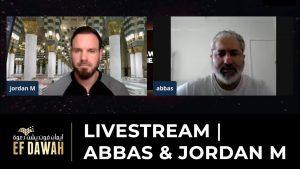**EFDAWAH LIVE** With Abbas & Jordan M