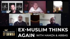 Ex-Muslim Thinks Again with Hamza & Abbas