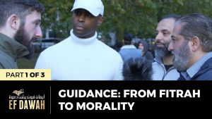 Guidance: From Fitrah to Morality | Pt 1 of 3