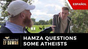 Hamza Cuestiona Algunos Ateos | Spanish Subtitles