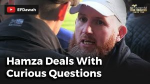 Hamza Deals With Curious Questions
