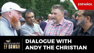 Hamza y Abbas Hablan Con Andy El Cristiano | Spanish Subtitles