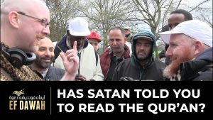 Has Satan Told You To Read The Qur'an?