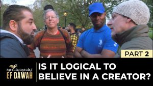 Is It Logical To Believe In A Creator? Pt2