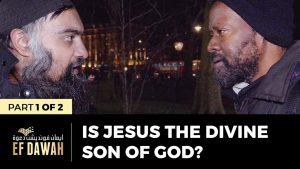 Is Jesus The Divine Son Of God? | Pt 1 of 2 | Nazam44 & Michael