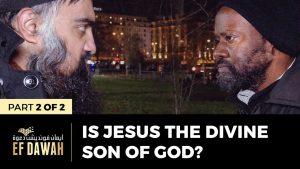 Is Jesus The Divine Son Of God? | Pt 2 of 2 | Nazam44 & Michael