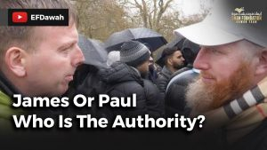 James Or Paul Who Is The Authority?