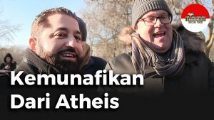Kemunafikan Dari Atheis