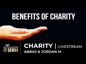 **LIVE** Charity - Abbas & Jordan M