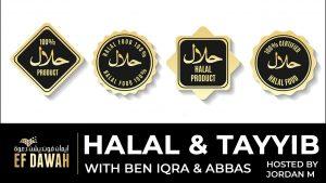**LIVE** Halal & Tayyib - Abbas, Ben Iqra & Jordan M