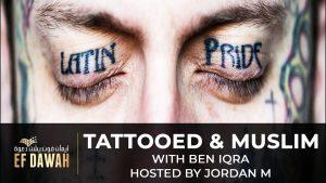 **LIVE** Tattooed & Muslim with Ben Iqra, Hamza, Martin, Abbas & Jordan M