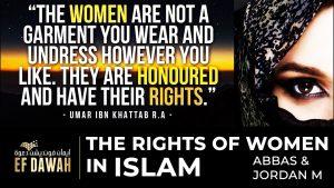 **LIVE** The Rights Of Women In Islam - Abbas, Imran & Jordan M