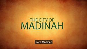 Nabi Muhammad Dalam Kitab Yesaya 42