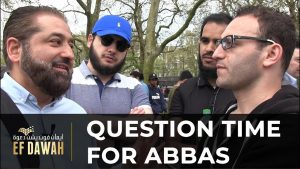 Question Time For Abbas