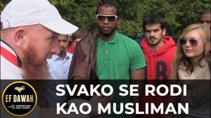 Svako se rodi kao musliman