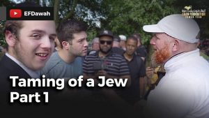 Taming Of A Jew Part 1