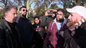 Yet Another Christian Repelled In The Park|| Hamza & Mansur